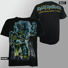 Authentic IRON MAIDEN Somewhere Back In Time Jumbo T-Shirt S M L XL XXL NEW