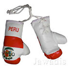 Mini boxing gloves of country flags, various design to carry, decor, show, murse