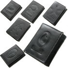 Brand New NFL Team Black Tri-Fold Leather Wallet / Assorted Teams on eBay