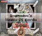 Yu-gi-oh Enemy Of Justice Commons EOJ-EN001 - 036 Mint Deck Card Selection