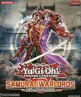 Yu-gi-oh Samurai Warlords Cards SDWA-EN001 - 022 Single & Playset Selection