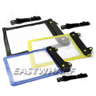 Waterproof Case Cover for iPad iPad 2 the New iPad and Tablet PC with Strap
