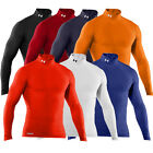 Under Armour Mens ColdGear Compression Evo Mock Base Layer. New For A/W 2012/13.