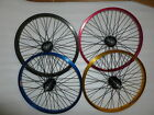 "DIAMONDBACK 20"" BMX BIKE ALLOY REAR WHEEL. 9 TOOTH COG. CHOICE OF 4 COLOURS. DBX"