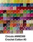 Circulo ANNE500 150g 500m Crochet Cotton Knitting Thread Yarn #3 Chart 1 of 3