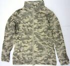 Ladies  Camouflage Shower Proof Jacket