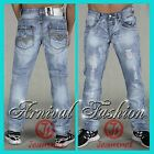 NEW RIPPED JEANS FOR MEN MEN'S DENIM PANTS MENS CASUAL CLOTHING HOT MAN FASHION