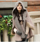 0411 Real knit Mink fur scarf scarves wrap shawl stole Russian hat hats
