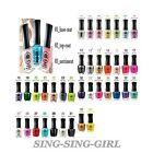 Lioele Nail Color 15ml #1~#30 Multiple Pastel Colors like Ice Cream + FREE GIFT