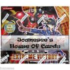 Yu-gi-oh Extreme Victory Rares Single & 3 Card Playset Mint Card Selection