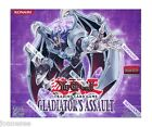 Yu-gi-oh Gladiators Assault Rares NMint/Mint Card Selection Single/Playset New