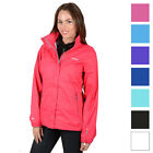 Regatta Ladies Lizette Hooded Outdoor Waterproof Jacket Rain Coat With Pockets
