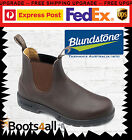 Blundstone WorkBoots Non Safety Leather Slip On 550 30 Day Comfort Guarantee