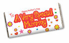 MOTHER'S DAY GIFT CHOCOLATE BAR WRAPPER MUMMY MUM NANA VERY SPECIAL