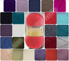 KING COLE ANTI TICKLE MERINO BLEND 4 PLY - WHOLE RANGE OF COLOURS !