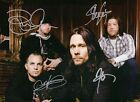 ALTER BRIDGE III SIGNED Autographed PHOTO Print POSTER Shirt Myles Kennedy 001