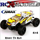 Fast Electric Pro RC Race Buggy, Truggy Or Monster Truck 1/18 Remote Control Car