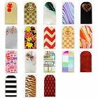 16pcs Nail Foil Nail Art Sticker Patch Nail  Wraps for Fingers & Toes 145162