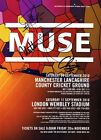 MUSE The Resistance Tour SIGNED Autographed PHOTO Print POSTER CD Shirt 003
