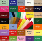 Great Quality Large Felt Square 12 x 12 inch All Colours SOLD PER SQUARE