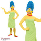 The Simpsons ~ Deluxe Marge Simpson Costume Size 8-18