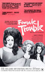 """""""FEMALE TROUBLE"""" ... Divine & Mink Stole.. Classic Movie Poster A1 A2 A3 A4Sizes"""