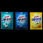 Korean Lotte Anytime Sugar Free Candy Xylitol Milk Lemon Mint Flavor