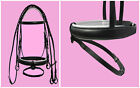 Horse Europa Bridles with flexible flash strap finest leather