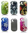 Mix Hard Cover Snap On Case For Alcatel OT-606 One Touch Sparq 606a