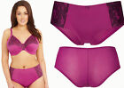 Panache Sculptresse Willow Knickers Raspberry Pink Full Brief 6902 Briefs