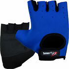 Cycling Gloves Fitness training Mitt Weightlifting Blue