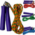 TurnerMAX Speed Jump Skipping Rope Training Fitness Exercise Boxing Punch MMA