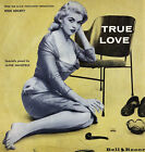"""JAYNE MANSFIELD.. """"True Love"""" Bell Records.. Retro Poster A1 A2 A3 A4 Sizes"""