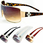 New Designer Sunglasses VP Mens Womens One Piece Aviator Style 5 Colors VP1051S