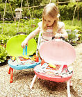 Boys Girls Sizzling Barbecue BBQ Role Play Light, Sound, Food Nursery School Toy