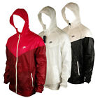 Mens Nike Summerized Windrunner Windbreaker Hooded Running Jacket Coat New