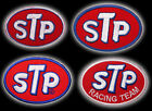 STP Formula One F1 Sponsors Petroleum Brand Embroidered Patch Collection - NEW