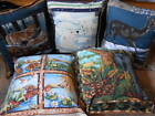 Jungle Animals & Wild Animals - Cushion Covers and Stuffed Cushions