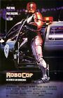 ROBOCOP (PETER WELLER) A4 MINI FILM POSTER PRINT 01