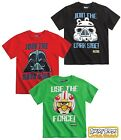 New Boys Angry Birds T-shirt Angry Bird Star Wars Top T-Shirt Age 5-12 Years