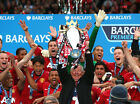ALEX FERGUSON 03 (MANCHESTER UNITED 2013 BARCLAYS CUP) PHOTO PRINT