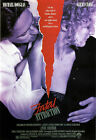 FATAL ATTRACTION (GLENN CLOSE AND MICHAEL DOUGLAS) MINI FILM POSTER PRINT 01