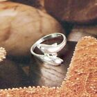 STERLING SILVER DOLPHINS RING .925 / NICKEL FREE