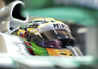 LEWIS HAMILTON 14 (JEREZ 2013) PHOTO PRINT