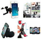 Universal Car Windscreen Vent Suction Mount Holder Cradle Various Mobile Phones