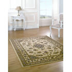 Sincerity Sherborne Flair Rugs Traditional Elegant Green New Navy Red Beige Rug