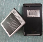 US USB AC Wall Battery Charger and battery fit Samsung Galaxy S3/i9300
