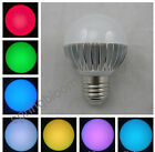 5W E27/GU10/MR16 16 Color RGB LED Party Magic Light Bulb Wireless Remote Control