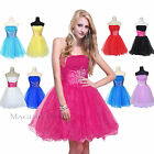 Maggie Tang Short Homecoming Sweet 16 Birthday Graduation Party Prom Dress S-102