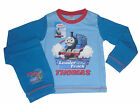 BOYS PYJAMAS THOMAS THE TANK ENGINE 9 MONTHS TO 6 YEARS